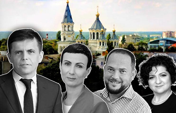 Місцеві вибори в Житомирі: Мер Сухомлин,…