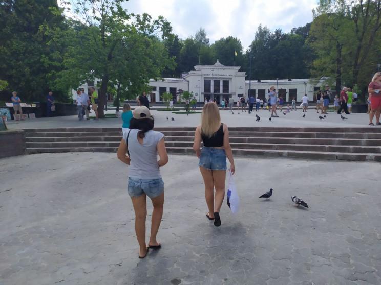 Літо у Львові і Трускавці: Як туристи ро…