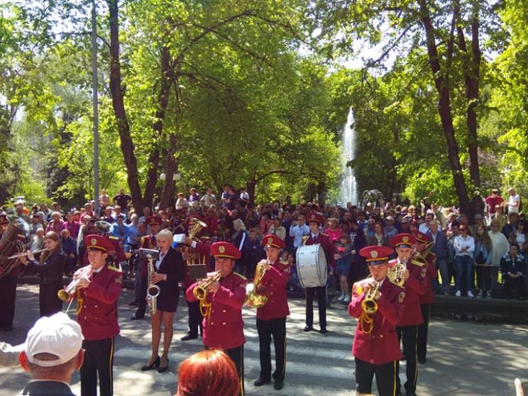 У Полтаві відбувся традиційний Парад дух…