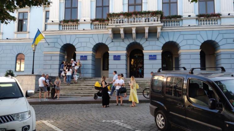 У Чернівцях знову протестують проти кара…