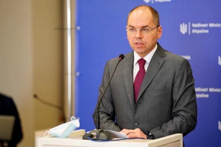 Україна забезпечена тестами на COVID-19…