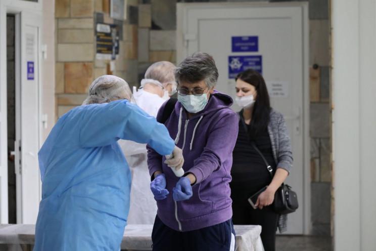 На Волині вже 5523 людини захворіли на к…