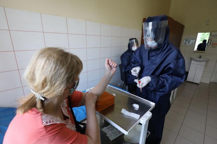 На Львівщині підтвердили 204 нові випадк…