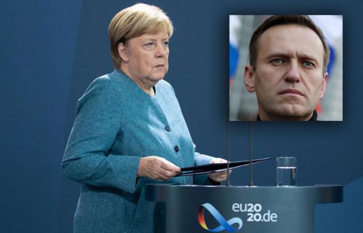 """Северный поток-2: Остановит ли Меркель """"Северный поток -- 2"""" из – за новых доказательств по делу Навального – Depo.ua"""