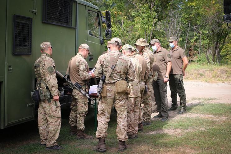 На Харківщині спецпризначенці звільнили…