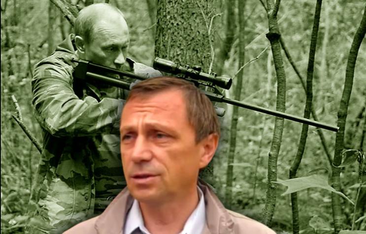 Хто такий Володимир Путін із Хмельницько…