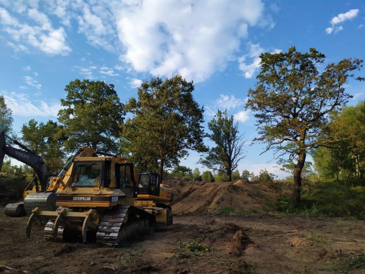 Як будують нову дорогу до Трускавця (ФОТ…