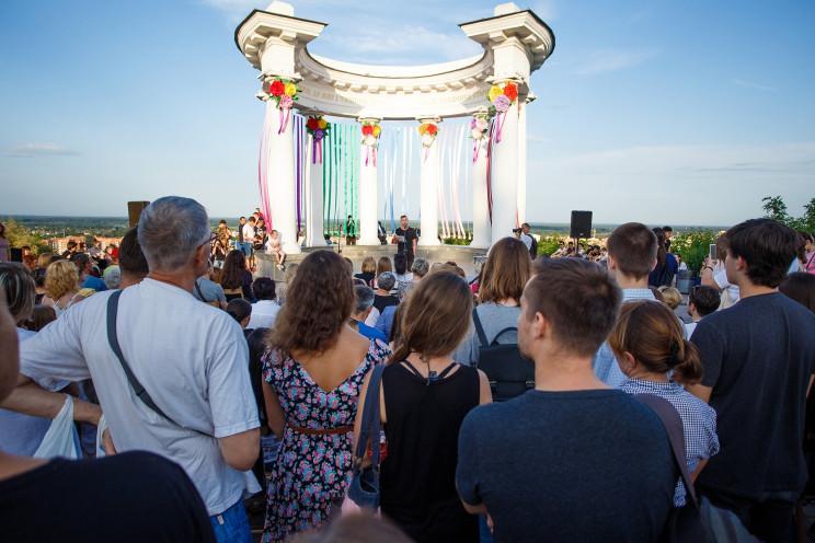 Поетичний фестиваль Meridian Poltava ска…