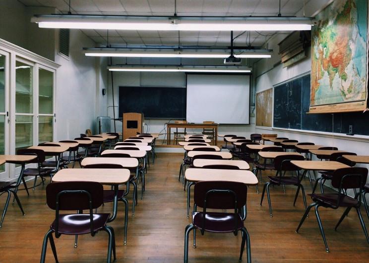 На Полтавщині школа перейшла на дистанці…