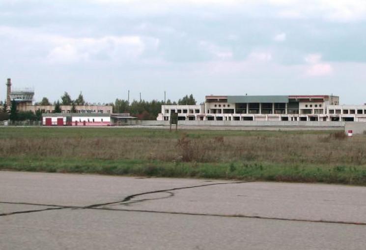 У Сумському аеропорті планують відремонт…