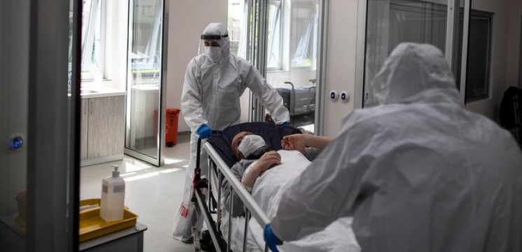 COVID-19: На Прикарпатті 151 хворих за д…