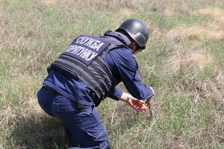 Майже шість десятків боєприпасів виявили…