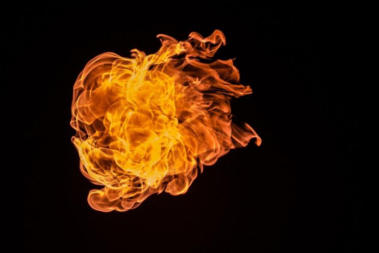 На Полтавщині знову палають торфовища…