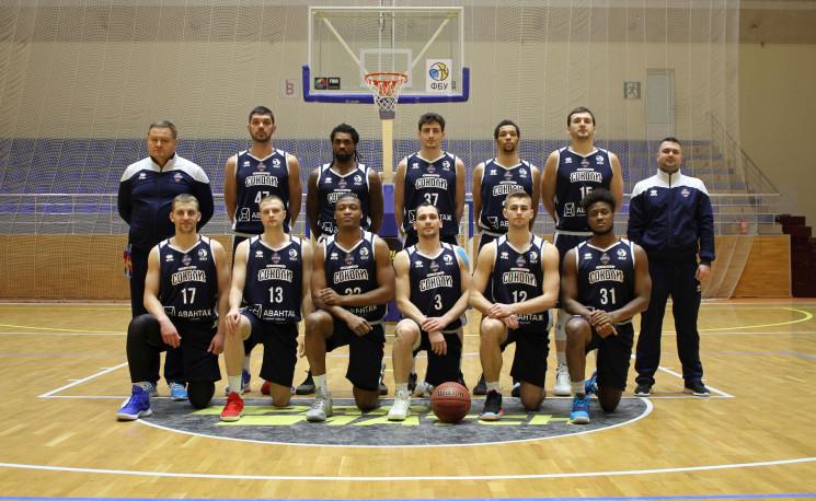 У Харкові у гравців баскетбольного клубу…