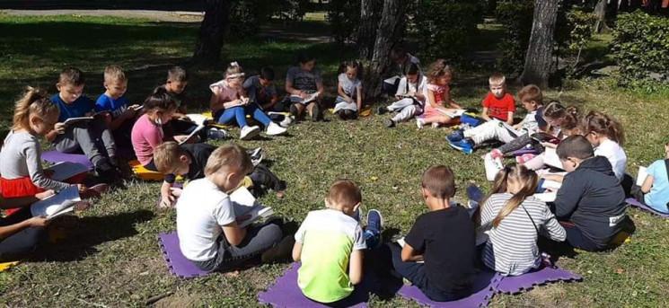 Карантинне: У Мукачеві для дітей проводя…