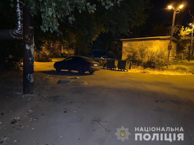 В Днепре на улице взорвалась граната: Ра…