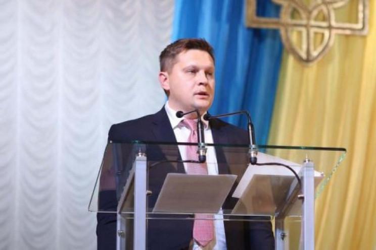 Председатель Черниговской ОГА Прокопенко…