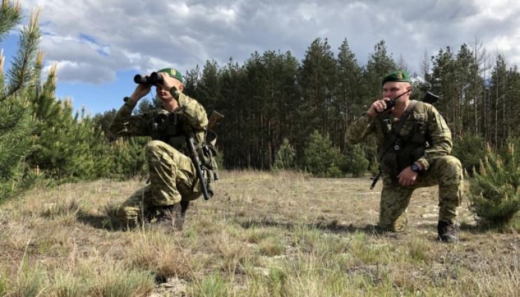 Україна посилено охороняє кордон з Білор…