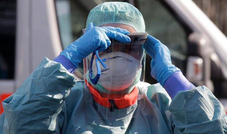 На Херсонщині – 32 нових випадки COVID-1…