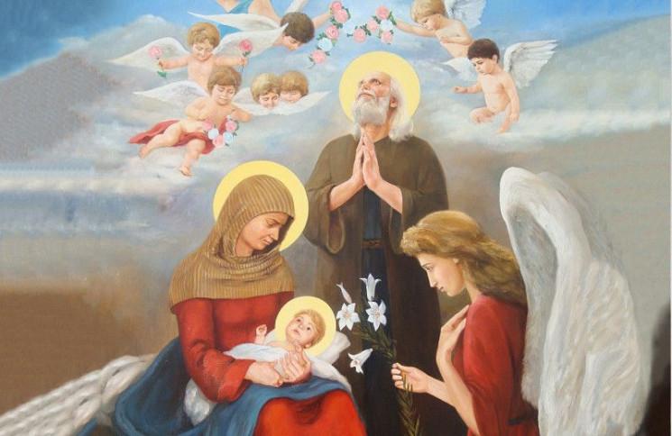 Рождество Пресвятой Богородицы: Поздравл…