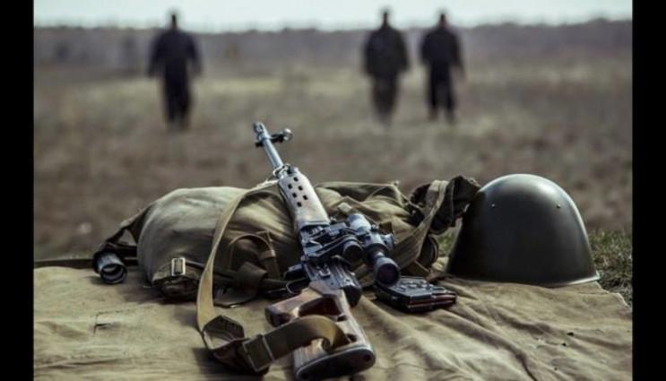 У зоні ООС протягом доби бойовики тричі…