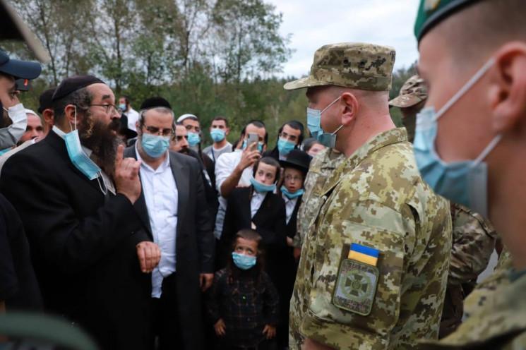 Голова ДПСУ приїхав на кордон з Білорусс…