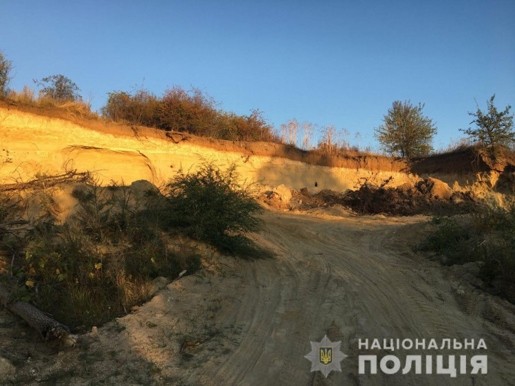 У Томашпільському районі поліцейські вия…