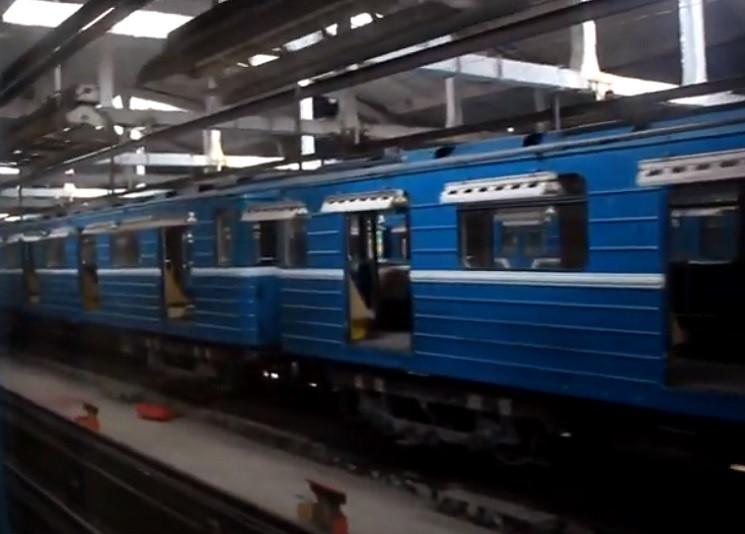 Як у метро Дніпра знімають кіно…
