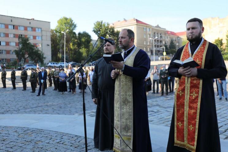 У Львові поховали учасника бойових дій У…