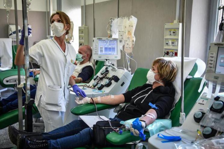 На Полтавщині за добу виявили 57 випадкі…