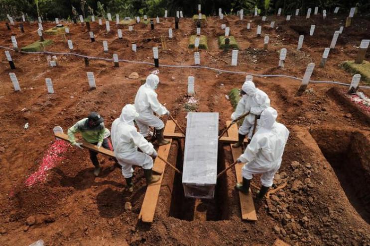 Пандемія коронавірусу забрала життя щона…