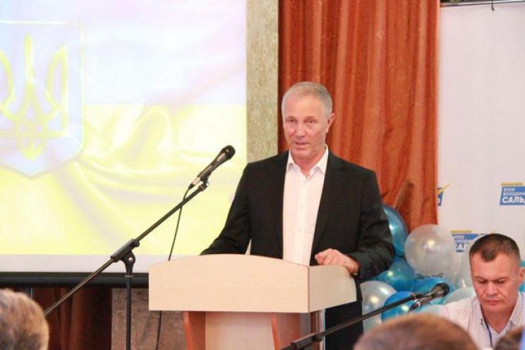 Володимира Сальдо офіційно висунуто канд…