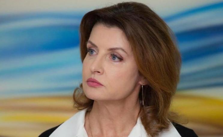 Марина Порошенко идет под №1 в Киевсовет…