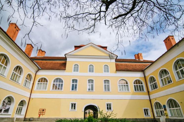 В Ужгороді у дворику музею Бокшая відбуд…
