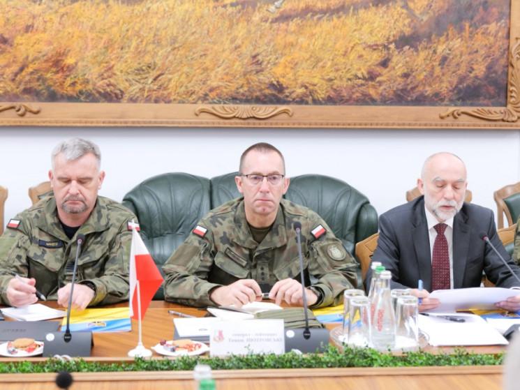Польша и Украина расширят сотрудничество…