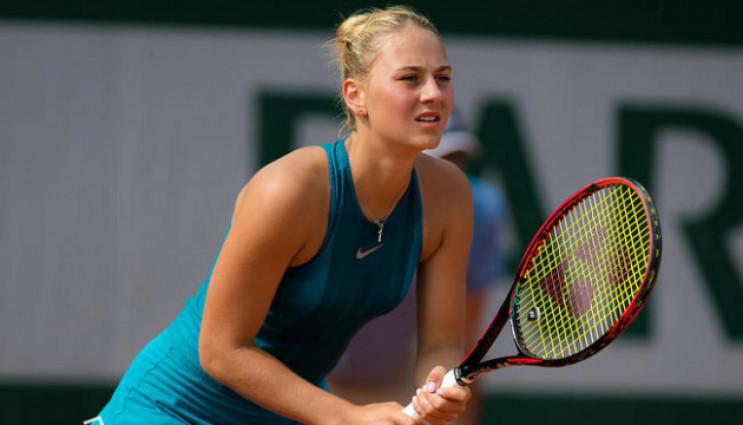 Перспективна українська тенісистка зізна…
