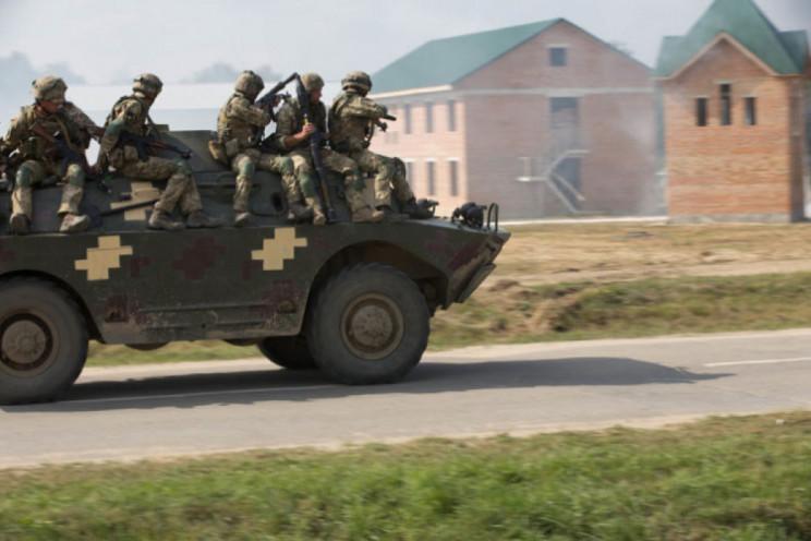Як проходять міжнародні військові навчан…