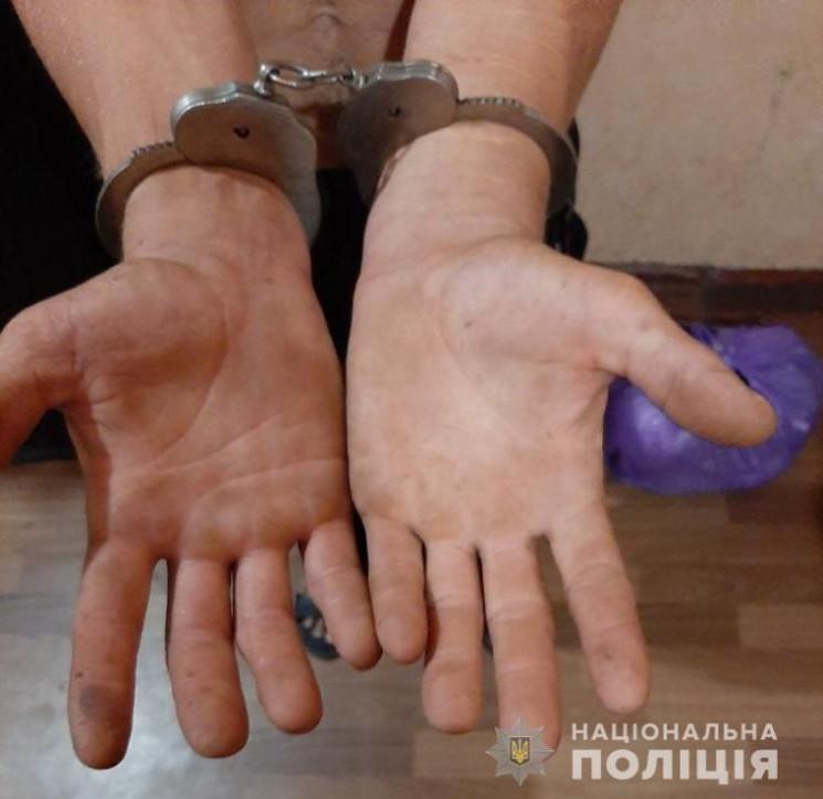 У Крижопільському районі чоловіка затрим…