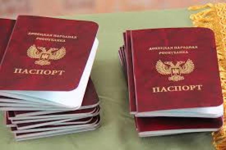 """Окупанти похвалилися, що """"паспорт ДНР"""" в…"""