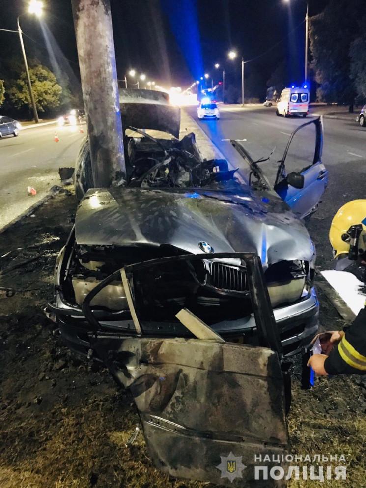 Смертельна ДТП у Запоріжжі: Поліція вста…