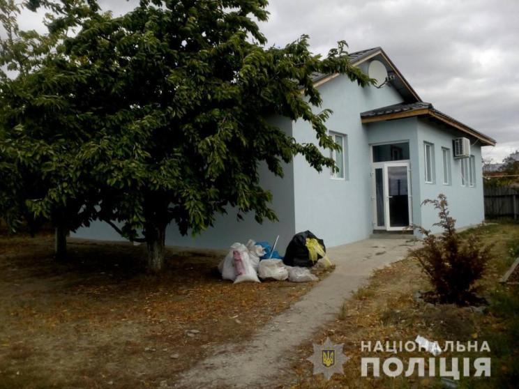 На Харківщині зловмиснику не дали пограб…