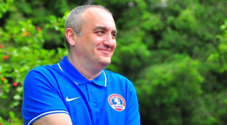 Тренер львівського футбольного клубу зби…