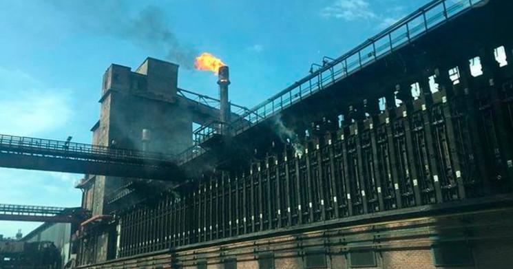 Харківський коксовий завод за забрудненн…