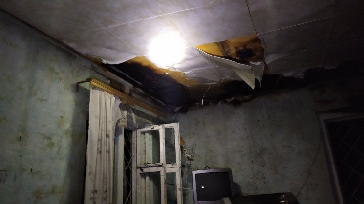 Харьковские спасатели ликвидировали пожа…