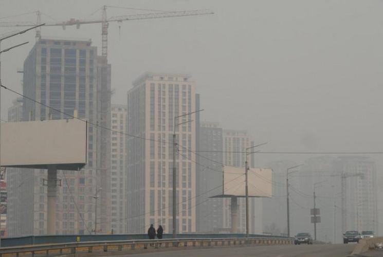 Київ накрив отруйний смог…