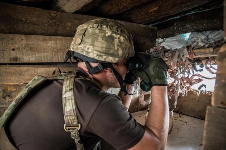 Бойовики тричі зірвали тишу на Донбасі:…