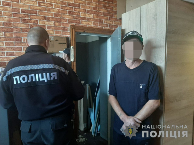 На Харківщині п'яний чоловік на смерть з…