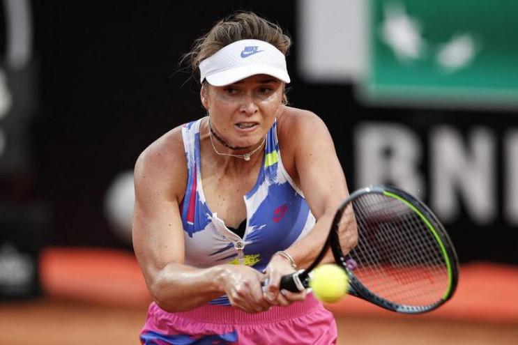 Украинка Свитолина вышла в полуфинал тур…