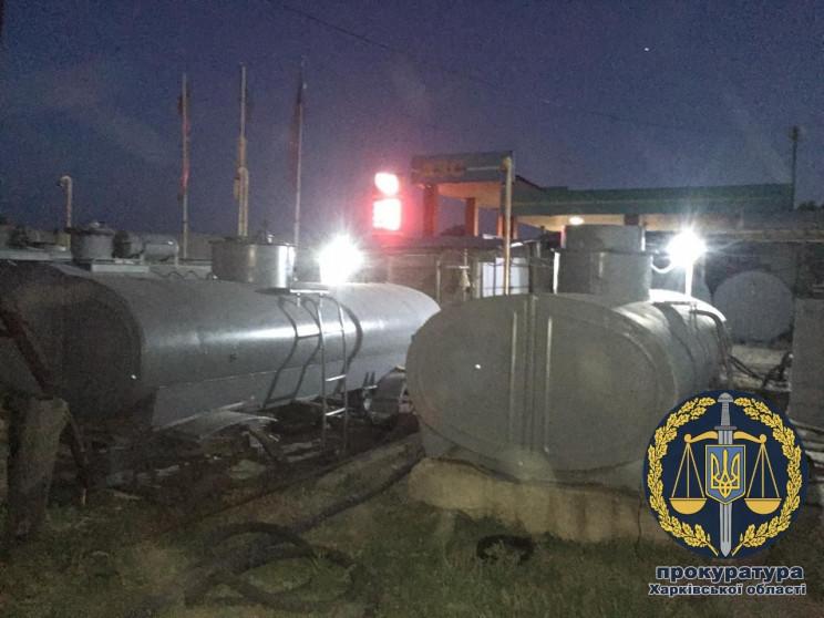 На Харківщині затримали вантажівку, яка…
