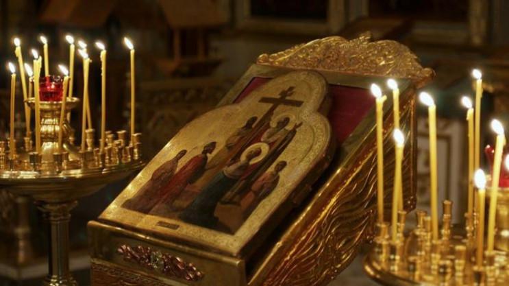 Воздвижение Креста Господня: Как отмечаю…